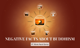 NEGATIVE FACTS ABOUT BUDDHISM