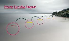 Proceso Ejecutivo Singular