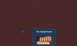 Copy of Copy of The Aging Process 2