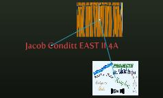 Jacob Conditt EAST II 4A