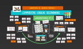 >> LABORATORIO N°4 - DIGITALES I: COMPUERTAS LÓGICAS SECUNDARIAS >>