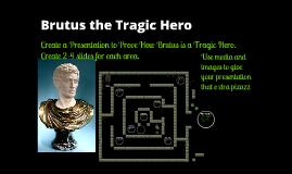 brutus tragic hero thesis