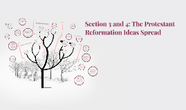 Section 4: Reformation Ideas Spread