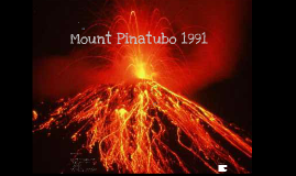 Copy of Mount Pinatubo 1991 Eruption