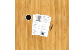Cópia de Free CV / Resume Prezi Template