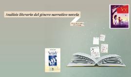 Análisis literario del género novela