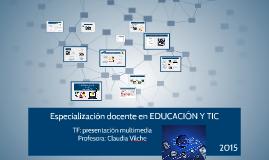 El desafío de enseñar una LE integrando TIC