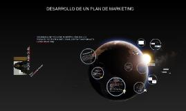 """Copy of DESARROLLO DE UN PLAN DE  MARKETING APLICADO A LA FARMACIA """""""