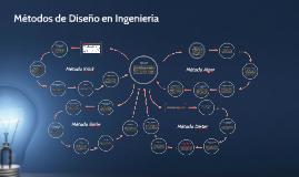 Métodos de Diseño en Ingeniería