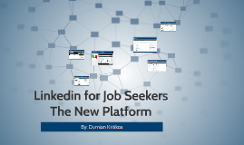 The New LinkedIn Platform