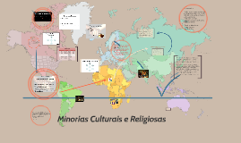 Copy of Minorias Culturais e Religiosas