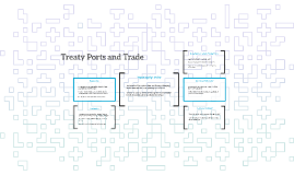 Treaty Ports and Trade