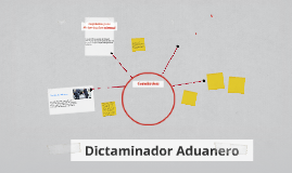 Dictaminador Aduanero