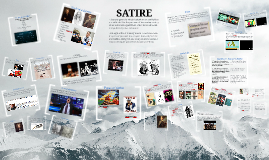 SATIRE - more info and review