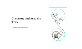 Cheyenne and Arapaho Tribe