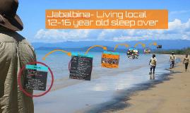 Jabalbina- Living local