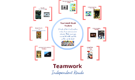 Teamwork: Independent Read: Book Trailers