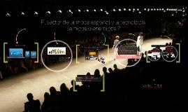 El sector de la moda español y la tecnología : ¿amigos o ene