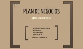 Copy of Plan de negocios-entretenedores
