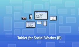 Social Worker (B)