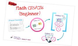 Flash CS5/CS6 (Beginner)