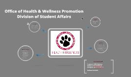 Health & Wellness Promotion
