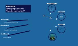 M&M Verdieping Economie (blauwe boek)