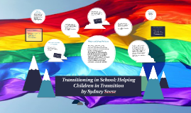 Transitioning in school: helping children in transition