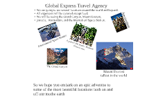 Global express travel agency