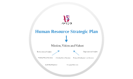 Assiniboine Community College - Human Resources Strategic Plan