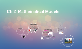 Ch 2  Mathematical Models