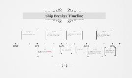 Ship Breaker Timeline