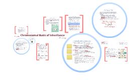 Chromosomal Basis for Inheritance