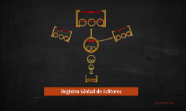 Registro Global de Editores