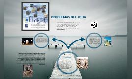 Problemas del agua (CMC)