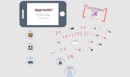 TUG 2017 App-tastic