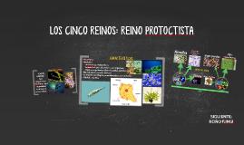LOS CINCO REINOS: REINO PROTOCTISTA