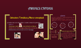 Copy of AMORES CHIDOS