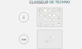 Classeur De Technologie