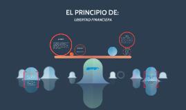 EL PRINCIPIO DE: