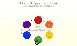 Copy of Debate and Diplomacy