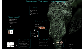 Traditional Tattoos & their meanings