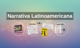 Narrativa Latinoamericana