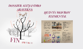 QUINTA MONROY- ELEMENTAL