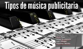 Música presentación