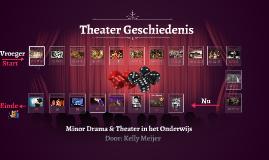 Theater Geschiedenis