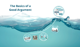 The Basics of Argumentative Writing