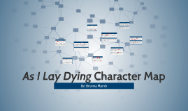 As I Lay Dying Character Map