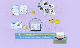 Copy of Hacia una evaluación auténtica Cap. 1