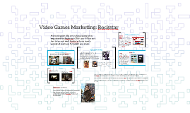 Video Games Marketing: Rockstar